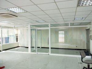 高雄三民區玻璃隔間_11完工