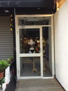 高雄苓雅區玻璃店面